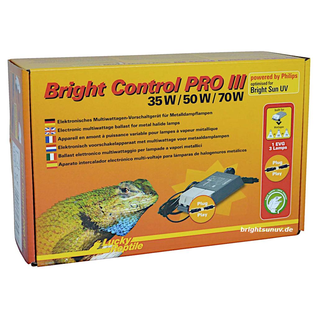 Bright Control PRO 3 Lucky Reptile