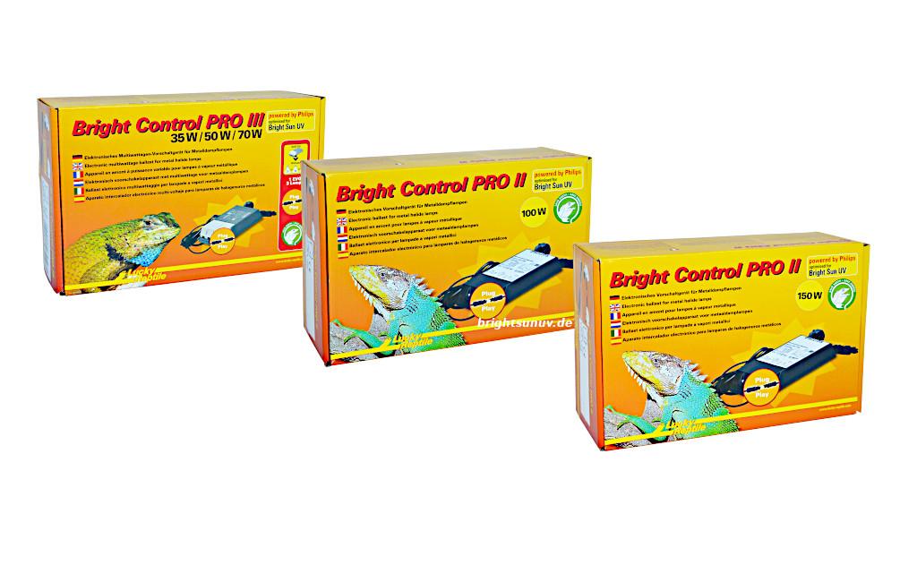 Bright Control PRO Serie Lucky Reptile