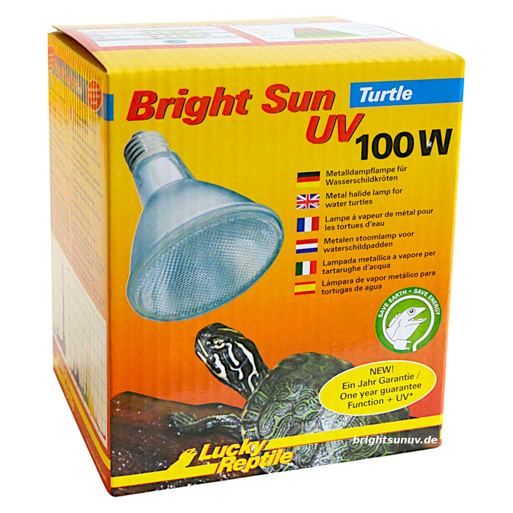 Bright Sun UV Turtle